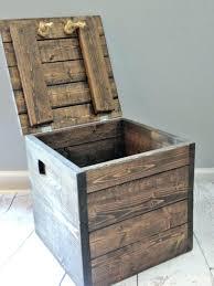 Tree Bench Ideas Storage Bins Wooden Childrens Toy Box Plans Storage Bench Ideas