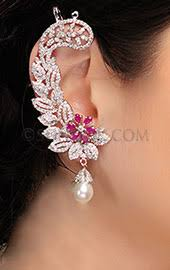 indian earrings bridal jewelry wedding jewelry traditional