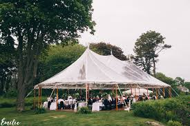 rental tents for weddings coastal clear rental tents the setting for distinctive
