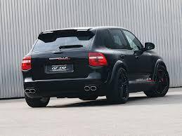 gemballa gt 550 aero 3 porsche cayenne car tuning bil