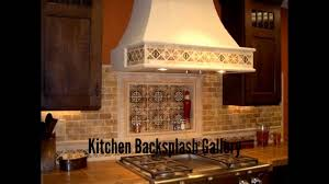 Kitchen Backsplash Gallery YouTube - Kitchen tile backsplash gallery