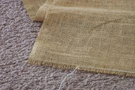 burlap table runners thrifty below