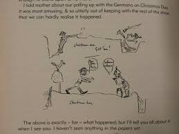 31 december 1914 u2013 ted to gertrude christmas day truce