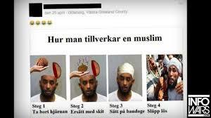 Sweden Meme - sweden woman interrogated imprisoned for posting joke meme about