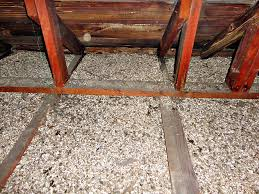 fixing attics with vermiculite insulation greenbuildingadvisor com