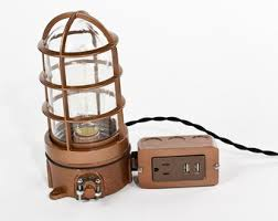 Edison Bulb Table Lamp Duel Edison Bulb Table Lamp