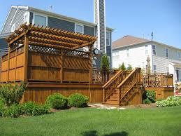 brick paver patios pergolas and deck builders contractors illinois