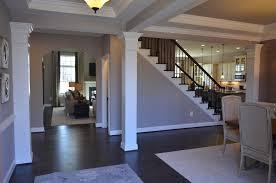 Ellington Floor Plan The Ellington Basement Recreation Room And Bar By Ryan Homes At