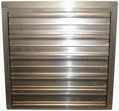 36 inch exhaust fan tpi corp ces 36 36 inch exhaust fan shutter