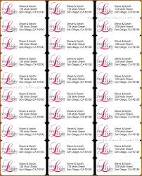 Label Sheet Template Mailing Address Label Templates