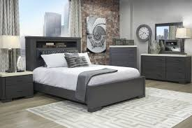 bookcase bedroom set the motivo queen bookcase bed mor furniture for less