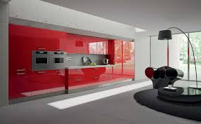 buying guide contemporary kitchen cabinets arrital modern red kitchen sleek cabinets