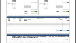Template For A Balance Sheet by Free Excel Balance Sheet Template