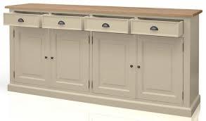 buy tfw mottisfont cream welsh dresser base large 4 door 4
