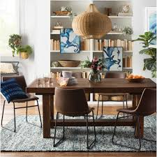 etolin extendable dining table for the home pinterest