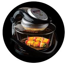 usha 3514i 1300 watt infiniti cook halogen oven transparent glass