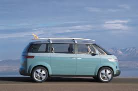 bmw hippie van 4 volkswagen microbus concepts from the past and present motor
