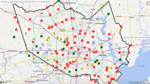 Map Houston Mapping Harvey Rainfall Rescues And Resources In Houston U2013 The