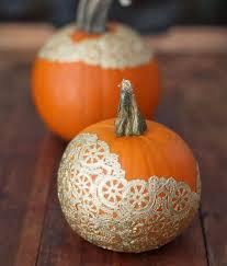 pumpkin decorations 41 no carve pumpkin decorating ideas