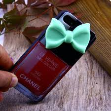 shop chanel bow on wanelo