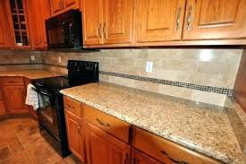 kitchen countertop backsplash countertops and backsplash combinations kitchen and combinations