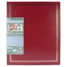 post bound photo albums 12 x12 leatherette post bound album mbi target
