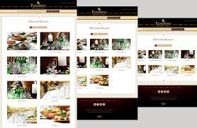 elegantia restaurant and cafe wordpress theme by inspirythemes