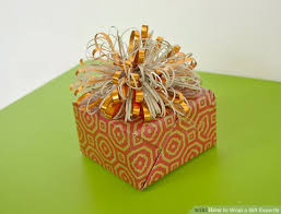 How To Wrap Wedding Gifts - how to wrap a gift expertly with pictures wikihow