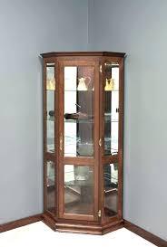 corner curio cabinets for sale white curio cabinet image of modern curio cabinets white corner