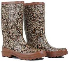 womens rubber boots size 9 leopard design gumboots wellies womens boots size 9 40
