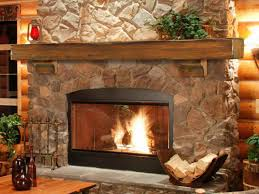 indoor stone fireplaces designs cool stone fireplace mantels for