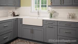 white shaker kitchen base cabinets salem grey shaker ready to assemble kitchen cabinets