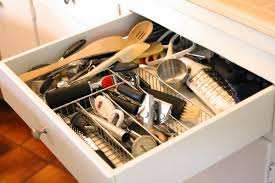 kitchen drawer organization ideas diy custom drawer dividers simply organized