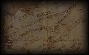 Old Map Background Image The Banner Saga Background Map Jpg Steam Trading Cards