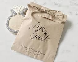 pretzel bags for favors wedding pretzel bag etsy