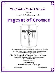 Deland Florida Map by The Garden Club Of Deland