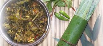 cuisine chagne change is taking its toll on assam s cuisine and culture