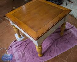 how to stain pine table farmhouse end table makeover the barn wood finish roots