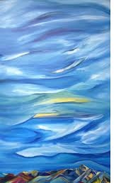 big blue montana sky u2013 allison mcgree fine art