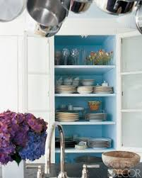 best paint for inside kitchen cabinets painting the inside of kitchen cabinets eatwell101