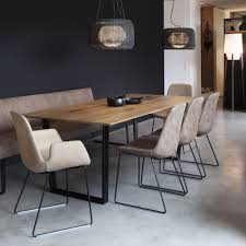 awesome padded dining room chairs contemporary moder home design
