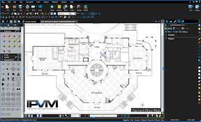 bluebeam revu security floorplan estimation app test