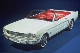 ford mustang 1964 the 1964 ford mustang started the pony car craze