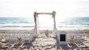 Beach Wedding Wedding Packages San Diego Dream Beach Wedding