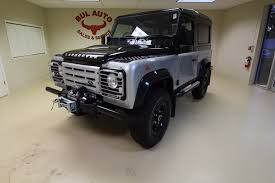 lexus v8 in defender 1989 land rover defender d90 d90 stock 17057 for sale near