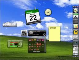 personnalisation du bureau pc astuces personnaliser le bureau de windows avec des widgets