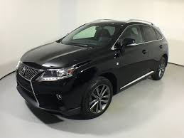 pre owned 2015 lexus suv 2015 used lexus rx 350 awd 4dr f sport at schumacher european