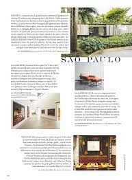 Maison Entre Artisanat Et Modernisme Madame N 181 Février 2017 Page 34 35 Madame N 181 Février 2017