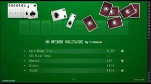 free solitaire for android spider solitaire by brainium free for android