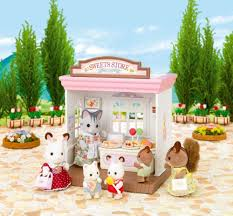 Sylvanian Families Garden Set Aliexpress Com Buy New Arrival Genuine Sylvanian Families Sweets